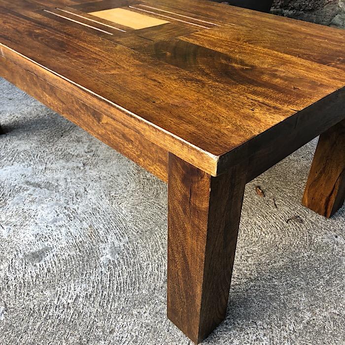 Rubberwood Coffee Table.Indian Rubberwood Coffee Table Treasure Trove Antique Shop